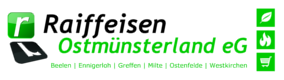 Logo Raiffeisen Ostmünsterland eG