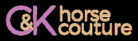 Logo C&K horse couture