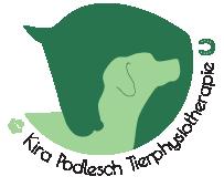 Logo Kira Podlesch Tierphyiotherapie